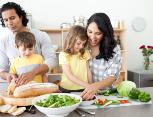 A Good Kitchen Helps with Good Food Habits